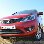 Tata Bolt 1.2T front angle Review