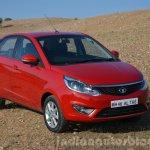 Tata Bolt 1.2T front quarter angle Review