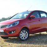 Tata Bolt 1.2T front quarters Review