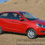 Tata Bolt 1.2T front side Review