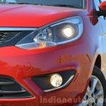 Tata Bolt 1.2T headlight and foglight Review