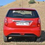 Tata Bolt 1.2T rear Review