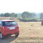 Tata Bolt 1.2T rear angles Review