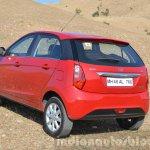 Tata Bolt 1.2T rear quarter Review