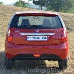 Tata Bolt 1.2T rear shot Review