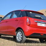 Tata Bolt 1.2T rear side Review