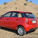 Tata Bolt 1.2T rear three quarter Review