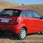 Tata Bolt 1.2T rear three quarters Review
