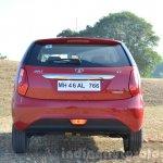 Tata Bolt 1.2T rear view Review
