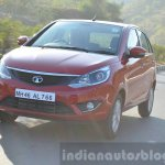 Tata Bolt 1.2T tracking front Review