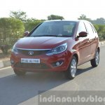 Tata Bolt 1.2T tracking front fascia Review
