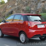 Tata Bolt 1.2T tracking rear Review