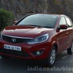 Tata Bolt 1.2T tracking shot Review