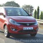Tata Bolt 1.2T tracking side Review