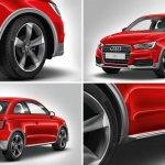 Audi A1 Active Kit all around
