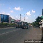 Mahindra U301 Bolero replacement spied in Chennai front