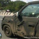 Mahindra U301 Bolero replacement spied in Chennai interior dashboard