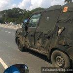 Mahindra U301 Bolero replacement spied in Chennai side