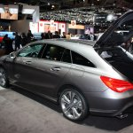 2015 Mercedes Benz CLA shooting brake boot in Brussels