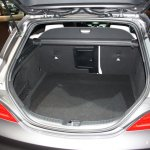 2015 Mercedes Benz CLA shooting brake boot space in Brussels