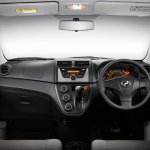 2015 Perodua Myvi 1.3 G dashboard official