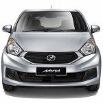2015 Perodua Myvi 1.3 G front offical