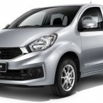 2015 Perodua Myvi 1.3 G front three quarter official