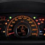 2015 Perodua Myvi 1.3 G instrument cluster official