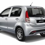 2015 Perodua Myvi 1.3 G rear three quarter official