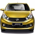 2015 Perodua Myvi 1.3 Premium X front official