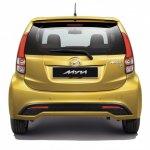 2015 Perodua Myvi 1.3 Premium X rear official