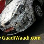 2015 Tata Kite front fascia