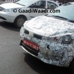 2015 Tata Kite front three quarter spied