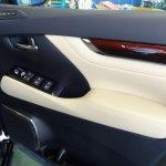 2015 Toyota Vellfire interior door pads