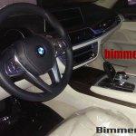 2016 BMW 7 Series dashboard fully revealed