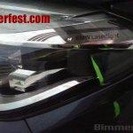 2016 BMW 7 Series laser headlight fully revealed