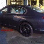 2016 BMW 7 Series side fully revealed
