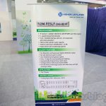 Ashok Leyland FESLF CNG specs at the Bus and Special Vehicles Show 2015