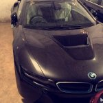 BMW i8 front India Spied