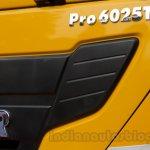 Eicher Pro 6025T badge