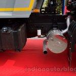 Eicher Pro 6025T exhaust