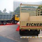 Eicher Pro 6031 rear