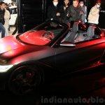 Honda S660 Concept front quarter at the 2015 Tokyo Auto Salon
