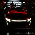 Honda S660 Concept lights at the 2015 Tokyo Auto Salon