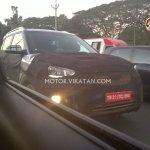 Hyundai ix25 front spied Chennai