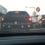 Hyundai ix25 rear spied Chennai