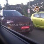 Hyundai ix25 spied Chennai