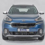 Kia KX3 front leaked official pic China