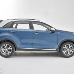 Kia KX3 side leaked official pic China