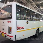 Mahindra Tourister at Bus and Special Vehicles Show 2015